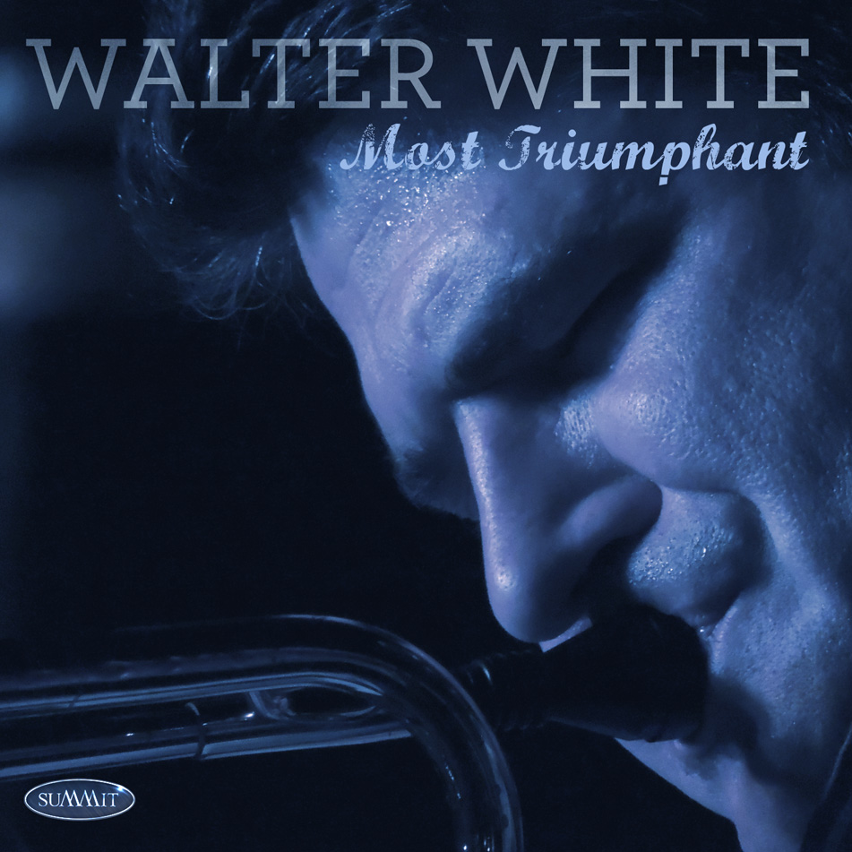 Walter White Most Triumphant CD Cover